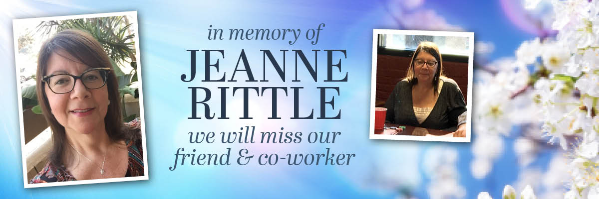 In Memory of JEANNE RITTLE
