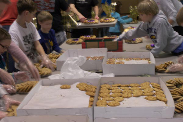 2010 Cookie Sale 24